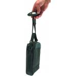 Cantar de bagaje Home HG PM 09, Capacitate maxima 40 Kg, Negru