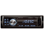 Radio auto Home VBT 1000/BL, Putere 4 X 45 W, Bluetooth, AUX, USB, SD, AUX, Microfon, Negru