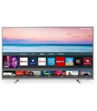 Televizor Philips 43PUS6554/12, LED, Smart, 108 cm, Ultra HD 4K, Argintiu