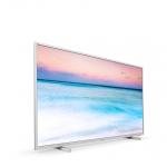 Televizor Philips 43PUS6554/12, LED, Smart, 108 cm, Ultra HD 4K, Argintiu