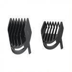 Aparat de tuns Rohnson Hair Majesty HM1016, Acumulator, Pieptene ajustabil 3-44 mm, Autonomie 40 minute, Negru