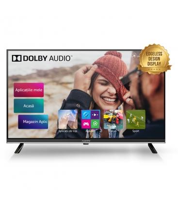 Televizor Allview 32ATS5500-H, LED, Smart, 80 cm, HD Ready, Negru