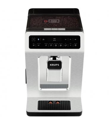 Espressor Automat Krups Evidence Ea893c10, Putere 1450 W, Capacitate 2.3 l, 15 bar, 260 g cafea, Argintiu