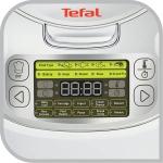 Multicooker TEFAL Advanced RK812110, Putere 750 W, Capacitate 5 l, 45 programe, Alb