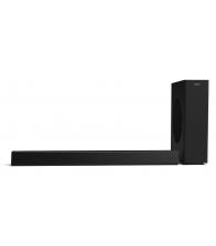 Soundbar Philips HTL3310/10, Putere 160 W, Subwoofer wireless 2.1 CH, Dolby Digital, HDMI ARC, Bluetooth, Negru