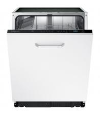 Masina de spalat vase incorporabila Samsung DW60M5050BB, Clasa A+, Capacitate 13 seturi, 5 programe, Afisaj LED, 60 cm, Alb