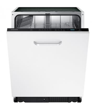 Masina de spalat vase Samsung DW60M5050BB, Clasa A+, Capacitate 13 seturi, 5 programe, Afisaj LED, 60 cm, Alb