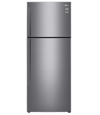 Frigider cu doua usi LG GTP574PZCZD, Clasa A++, Capacitate 438 l, No Frost, SmartThinQ, Inox