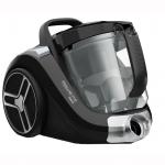 Aspirator fara sac ROWENTA CompactPower XXL RO4825EA, Putere 550W, Capacitate 2.5l, Effitech, Clean Express, Monicyclonic, Negru