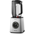 Blender cu mixare in vid Philips HR3752/00, Putere 1400 W, Capacitate 1.8 l, Zdrobire gheata, Argintiu