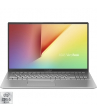 Laptop Asus X512JA-EJ364, Intel® Core™ i5-1035G1, 512GB SSD, 8GB DDR4, GMA UHD, Argintiu