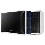 Cuptor cu microunde Samsung MS23K3515AW/OL, Putere 800 W, Capacitate 23 l, Dezghetare, 6 nivele de putere, Alb