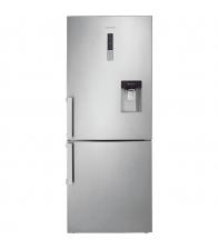Combina frigorifica Samsung RL4363FBASL/EF, Clasa A++, Capacitate 432 l, No Frost, Touch control, Dispenser apa, H 185 cm, Inox