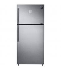 Frigider cu doua usi Samsung RT50K6335SL/EO, Clasa F, Capacitate 504 l, No Frost, Twin Cooling, 178.5 cm, Inox