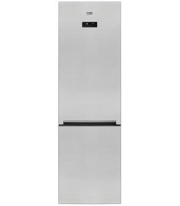 Combina frigorifica Beko RCNA400E20ZXP, Clasa A+, Capacitate 357 l,  Neofrost, EverFresh+, Ion Guard®, Inox