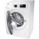 Masina de spalat rufe Samsung WW90J5446EW/LE, Clasa A+++, Capacitate 9 Kg, Eco Bubble, Motor Digital Inverter, Alb