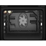 Cuptor incorporabil Beko BIM15300XPS, Clasa A+, Capacitate 71 l, Electric, Autocuratare pirolitica, Grill, Inox