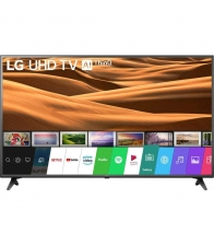 Televizor LG 49UM7050PLF, LED, Smart TV, 123 cm, Ultra HD 4K, Negru