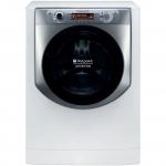 Masina de spalat rufe Hotpoint Aqualtis AQ105D49D, Clasa A+++, Capacitate 10 Kg, 1400 rpm, Motor Inverter, Alb