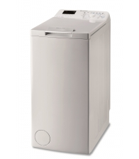 Masina de spalat rufe cu incarcare verticala Indesit BTW D71253, Clasa A+++, Capacitate 7 Kg, 1200 rpm, Alb