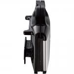 Sandwich-maker Tefal Ultracompact SM157236, Putere 700 W, Invelis antiaderent, Negru
