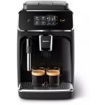 Espressor automat PHILIPS EP2221/40, Putere 1500 W, Capacitate 1.8 l, 15 bari, Sistem spumare lapte, Control Touch, Negru