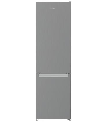 Combina frigorifica Arctic AK54305M30NFMT, Clasa A+, Capacitate 266 l, Full NoFrost, Garden Fresh, Argintiu