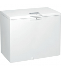 Lada frigorifica Whirlpool WHE 31352 FO, Clasa A++, Capacitate 312 l, 6th Sense, Frost Out, Alb