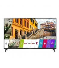 Televizor LED 75UK6200PLB, Smart TV, 190 cm, 4K Ultra HD, Negru