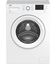 Masina de spalat rufe Beko WUE6512BXST, Clasa A+++, Capacitate 6 Kg, 1000 rpm, 15 programe, SteamCure™, Aquawave, Alb
