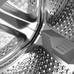 Masina de spalat rufe cu uscator Beko HTV8746XG, Clasa A, Capacitate 8 Kg spalare - 5 Kg uscare, 1400 rpm, SteamCure™, Alb