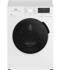 Masina de spalat rufe Beko WTV9716DXST, Clasa A+++, Capacitate 9 Kg, 1400 rpm, 15 programe, SteamCure™, HomeWhiz®, Alb