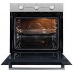 Cuptor incorporabil Beko BBIC12100XD, Clasa A, Capacitate 74 l, Grill, Timer, SteamShine Cleaning, Inox