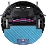 Aspirator robot Samsung VR05R5050WK/OL, Autonomie 150 minute, Capacitate 0.2 l, Wireless, Smart Sensing, Negru