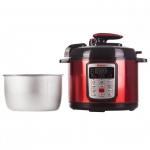 Multicooker Minerva Experience D511, Putere 900 W,Capacitate  5 l, 13 programe, Rosu