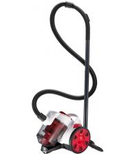 Aspirator fara sac Vortex VO4504, Putere 800 W, Capacitate 2 l, Filtru HEPA, Rosu