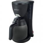 Cafetiera Rohnson R925, Putere 800 W, Capacitate 1 l, Negru