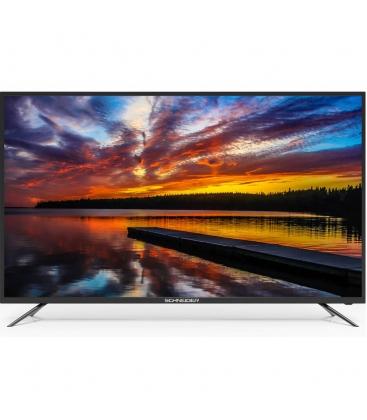 Televizor Schneider 50SC670K, LED, Smart, 126 cm, Ultra HD 4K, Negru