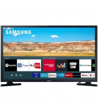 Televizor Samsung 32T4302, LED, Smart, Clasa F, Diagonala 80 cm, HD Ready, Negru