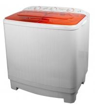 Masina de spalat rufe semiautomata Vortex VO1508, Capacitate spalare 8kg, Stoarcere 6kg, Alb