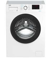 Masina de spalat rufe Beko WRE6512BAW, Clasa A+++, Capacitate 6 Kg, 1000 rpm, Slim, SteamCure™,  OptiSense®, Aquawave®, Alb
