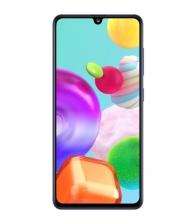 Telefon Samsung Galaxy A41, Chipset Mediatek MT6768 Helio P65, 64 GB Stocare, 4 GB Ram, Dual SIM, Albastru