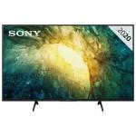 Televizor Sony KD-55X7055, LED, Smart, 139 cm, Ultra HD 4K, Negru
