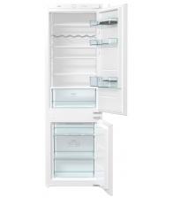 Combina frigorifica incorporabila Gorenje RKI4181E1, Clasa A+, Capacitate 260 l, FrostLess, Alb