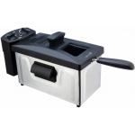 Friteuza Arielli ADF-5418, Putere 1800 W, Capacitate ulei 2 l, Capacitate prajire 400 g, Inox