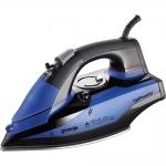 Fier de calcat Gorenje SIH2600BSS, Putere 2600 W, Capacitate 0.35 l, Anti-calcar, Auto-curatare, Albastru