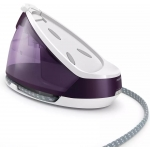 Statie de calcat Philips PerfectCare Compact Plus GC7933/30, Putere 2400 W, Capacitate 1.5 l, Talpa SteamGlide Plus, Violet