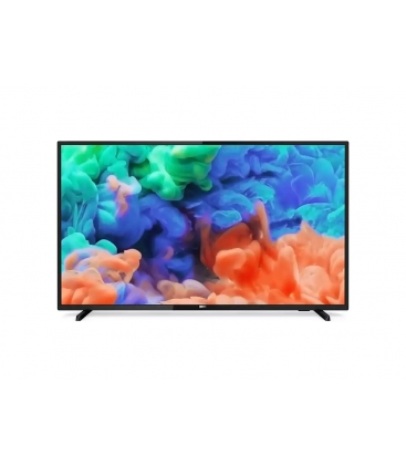 Televizor Philips 58PUS6203/12, LED, Smart, 146 cm, Ultra HD 4K, Ultrasubtire, Negru