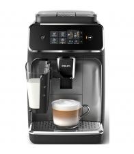 Espressor automat Philips LatteGo EP2236/40, Putere 1450 W, Capacitate 1.8 l, Display Touch, Functie Aroma Seal, Negru