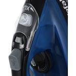 Fier de calcat Tefal Comfort Glide FV2674E0, Putere 2500 W, Capacitate 300 ml, Talpa Durilium, Albastru